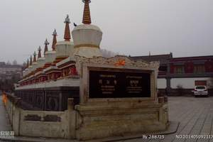 西安到青海湖、塔尔寺双卧四日游