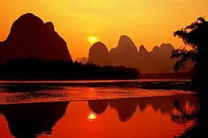 青岛去桂林跟团旅游_青岛到桂林漓江象鼻山双飞五日游_悠享桂林