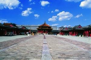 天津到沈阳旅游报价_沈阳故宫_满清一条街半自助动去动回三日游