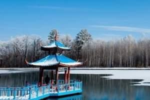 天津到东北旅游景点介绍_吉林_长白山北坡_镜泊湖双卧六日游