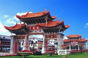 天津到云南旅游线路多少钱_昆明_大理_丽江双飞六日游