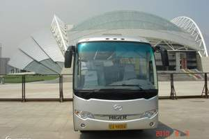 张家界旅游包车多少钱 33坐车旅游行程包车价格