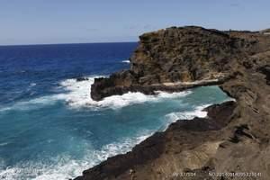 夏威夷自由行攻略:【双岛恋】夏威夷欧胡岛+火山岛8日半自由行