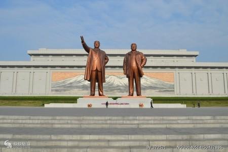 朝鲜定制游_朝鲜祖国解放战争胜利纪念馆定制游_丹东到朝鲜旅游