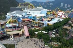 香港海洋公园、香港游多少钱、香港海洋公园+迪士尼两天纯玩游
