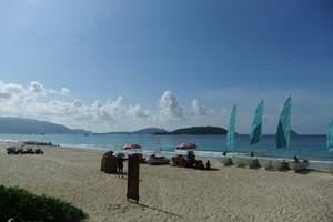 三亚自由行酒店预订 赠大东海海上摩托艇体验