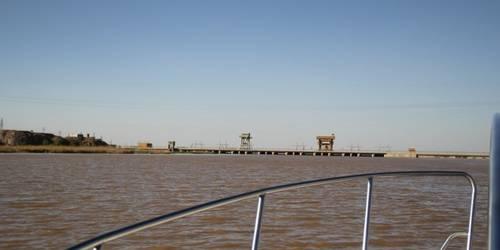 青铜峡大坝