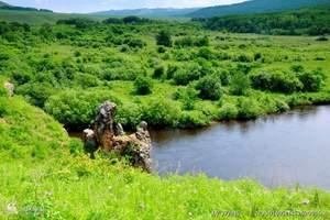 呼伦贝儿周边游----呼伦贝儿4日游 中俄边境 亚洲第一湿地