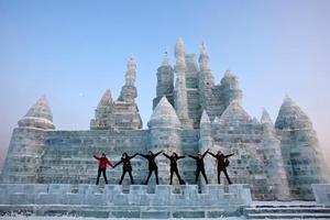 九江到东北吉林长春、长白山、镜泊湖、哈尔滨双飞6日游纯玩团