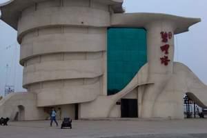 秦皇岛优秀夜景——碧螺塔酒吧公园