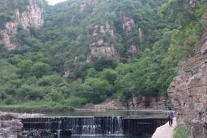 ★天河大峡谷旅游团【洛阳栾川天河大峡谷两日游】奇山秀水原生态