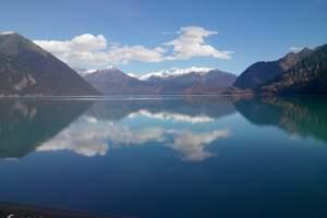 鲁朗林海、西藏民俗村、布达拉宫纳木措、羊卓雍措双飞8日