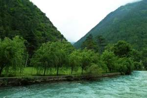 宁波北仑到【绵阳、九寨沟、黄龙、熊猫基地双飞6日】四川旅游