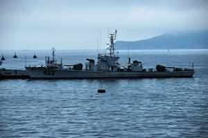 威海蓬莱旅游 青岛出发到蓬莱八仙渡 威海定远舰大巴二日游