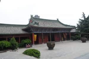 郑州少林寺、龙门石窟、云台山、开封精华3日游|公司家庭组团