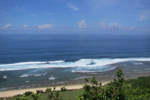 兰州到巴厘岛旅游 巴厘岛8日游 住6晚国际四星酒店