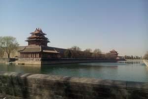 北京二日游升旗、故宫、长城、颐和园、鸟巢、水立方、海底明皇宫