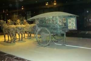西安过大年 兵马俑、财神庙、道温泉、白鹿原、小吃街双卧5日游