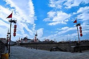 青岛到西安旅游_西安兵马俑、华清池、华山、明城墙双飞4日游