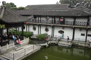 青岛去扬州旅游_扬州何园  瘦西湖  南京3日游_纯玩团