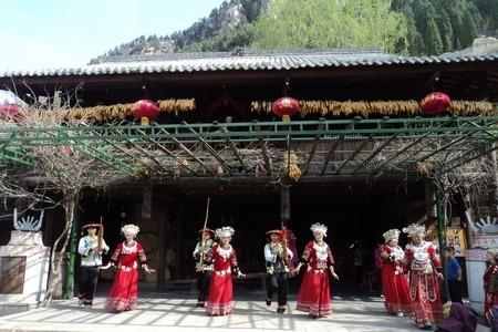 泰安周边旅游推荐  东平南堂子村 昆仑山 东平湖湿地公一日游