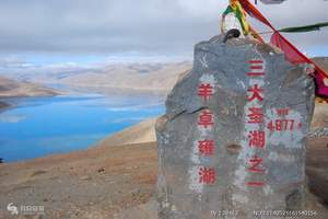 青岛出发到西藏全景游拉萨布达拉宫、大昭寺、林芝、日喀则12天