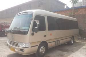 寧夏天馬國際旅行社豐田考斯特\提供接機旅游包車