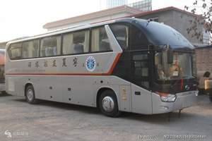 贵阳旅游租车|包车一天|30座金龙包车一天多少钱