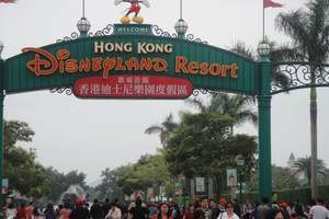郑州到深圳 香港双飞6日游|香港亲子游