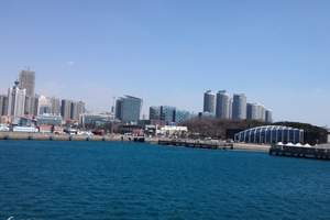 买一送一 合肥到青岛日照、威海、蓬莱、烟台、连云港海滨五日游