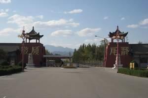 扬州出发到宁夏旅游报价 多彩宁夏、塞上江南精华双卧7日游