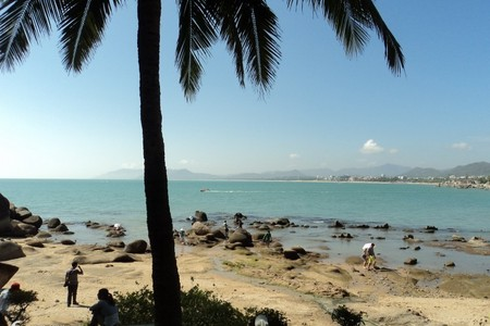 泰安春节度假三亚海边玩 蜈支洲VIP游海南海岛博鳌双飞6日游