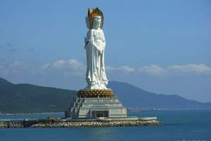 春节普陀山祈福团 青岛出发宁波 普陀山一地双飞三日游