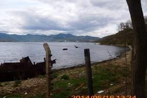 朝鲜内河游船