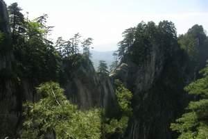 世界地质公园--内乡宝天曼汽车一日游