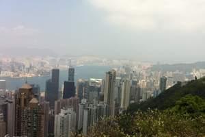 香港市区观光迪士尼澳门大三巴牌坊妈祖阁四天纯玩旅游直通车B7