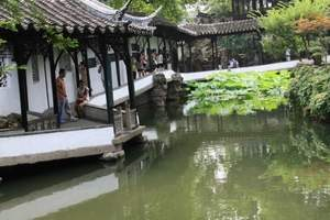 青岛去苏杭旅游、青岛去杭州旅游、苏州+水乡乌镇 西塘3天游