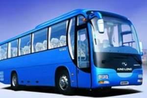 天津大巴租赁35座车(滨海)机场接送