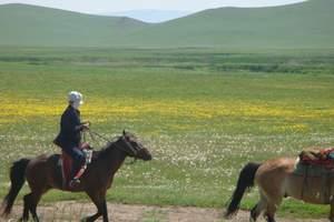承德出发到木兰围场、乌兰布统草原二日游