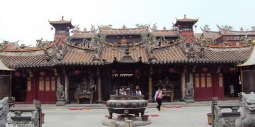 通淮关岳庙