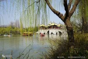 苏州到杭州特惠巴士一日/西湖游船+西溪湿地