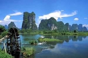 青岛旅行社_青岛到桂林纯玩双飞5日游_看桂林山水画廊