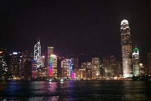 中国奇迹-港珠澳大桥高品质跟团游_港澳珠品质纯玩双飞5日游