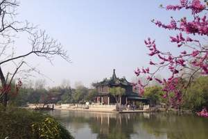 连云港到扬州旅游  瘦西湖+大明寺一日游 ~~烟花三月下扬州