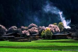 H2:西藏旅游 林芝-然乌(米堆米川)羊湖五日环线