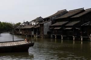 【暑假北京去杭州旅游哪里好玩?】普陀山绍兴水乡乌镇卧高6日游