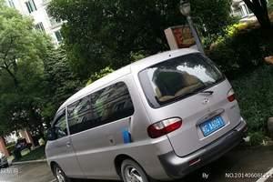 新疆旅游包车-9座瑞丰商务车