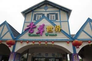 广州花都香草世界门票成人儿童亲子门票当天可订电子票