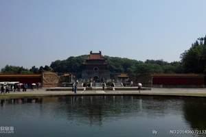 宜昌到荆门漳河水库、明显陵二日游