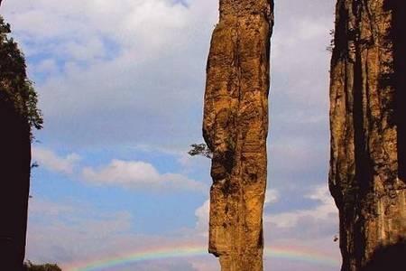 恩施四日游【大峡谷、腾龙洞、土司城、坪坝营、石门河】